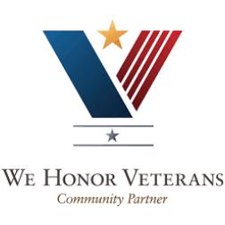We Honor Veterans - Community Partner